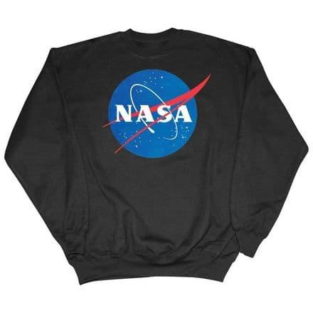 Classic Sweatshirt Nasa Logo NA001SB