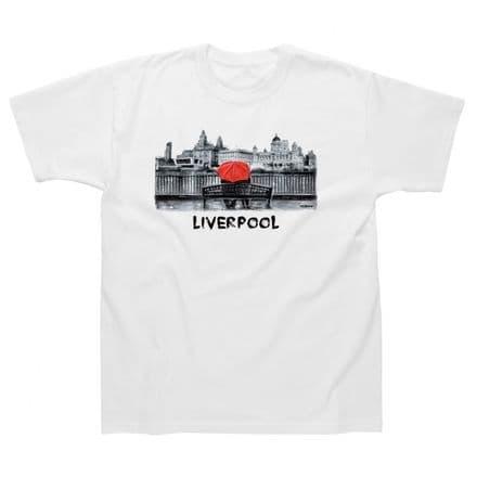 Classic T-Shirt   Liverpool Bench PM031