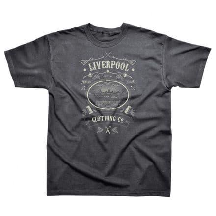 Classic T-Shirt   Liverpool Vintage SLV473DH