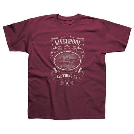 Classic T-Shirt   Liverpool Vintage SLV473M