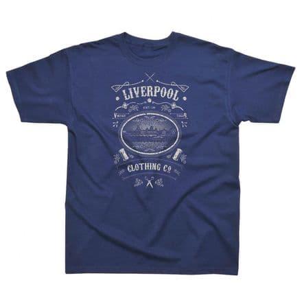 Classic T-Shirt   Liverpool Vintage SLV473N