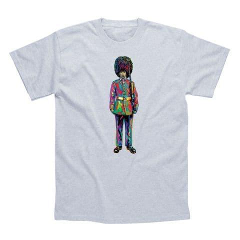 Classic T-Shirt - London - Colourful Guardsman PM003