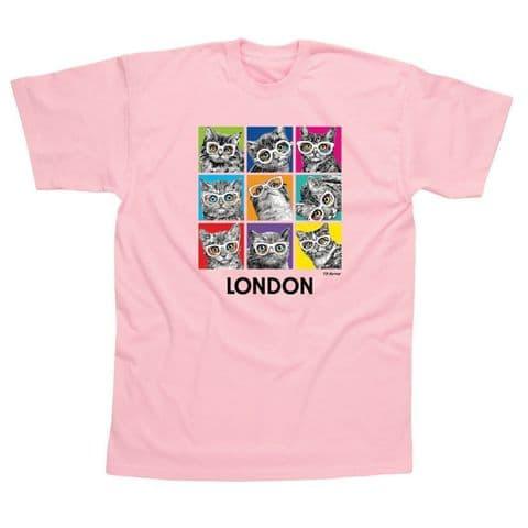 Classic T-Shirt - London Kittens PM022