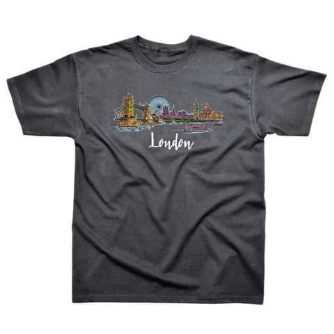Classic T-Shirt - London Montage PM020