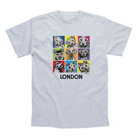 Classic T-Shirt - London Puppies PM023