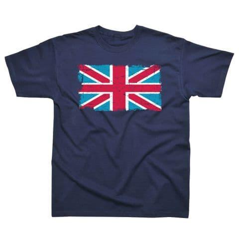 Classic T-Shirt - London - Union Jack SE325