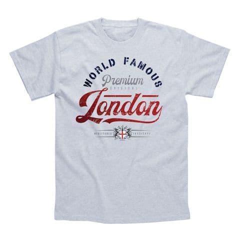 Classic T-Shirt - London World Famous SL477