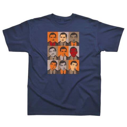Classic T-Shirt Mr Bean - Nine Beans BN003