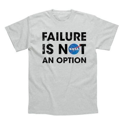 Classic T-Shirt Nasa - Failure is Not an Option NA009