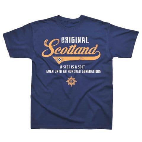 Classic T-Shirt - Original Scotland SS482