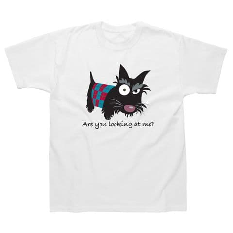 Classic T-Shirt - Scotland - Bad Dog SS402