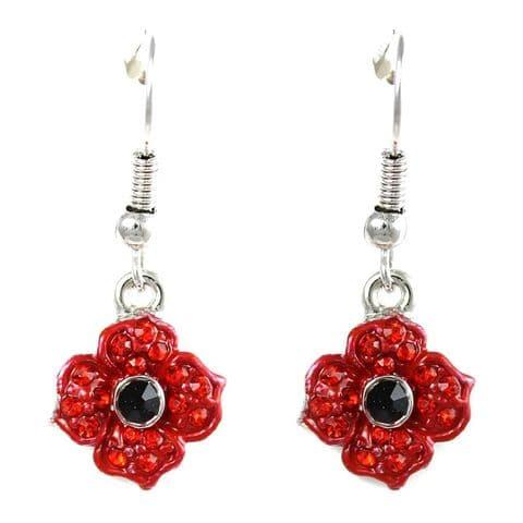 Drop earrings 10mm