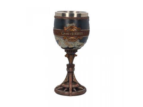 Game of Thrones -  Seven Kingdoms Goblet 17.5cm - B3691J7
