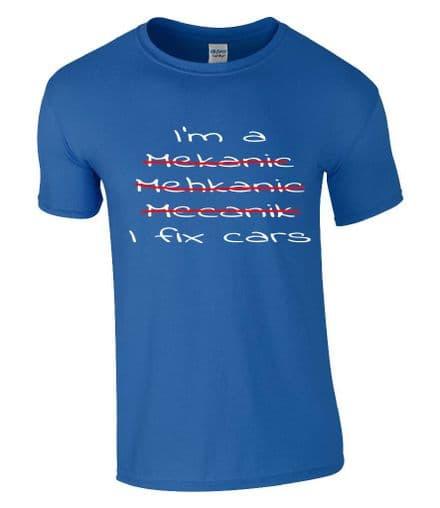 I'm a Mekanic