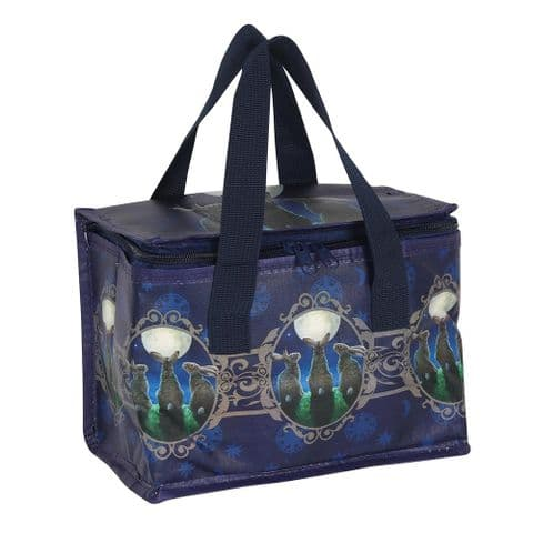 MOON SHADOWS LUNCH BAG BY LISA PARKER