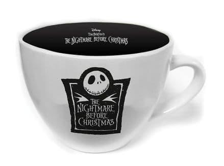 Nightmare Before Christmas (Jack)  22oz/630ml MCappuccino Mug