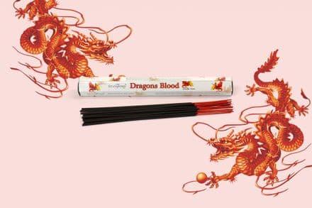 Stamford Dragons Blood Premium Hex Incense