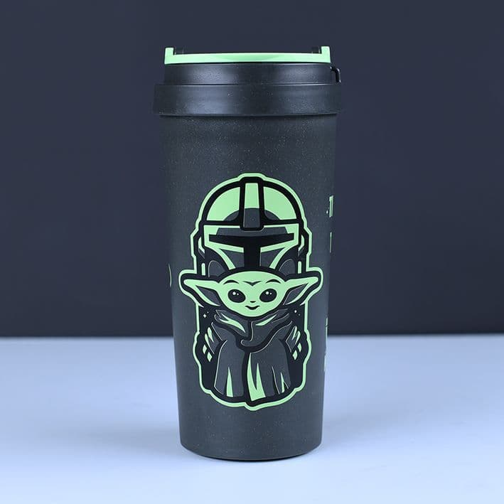 Star Wars: The Mandalorian (The Cutest In The Galaxy)  Eco Mug