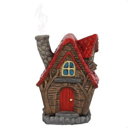 THE WILLOWS INCENSE CONE BURNER BY LISA PARKER