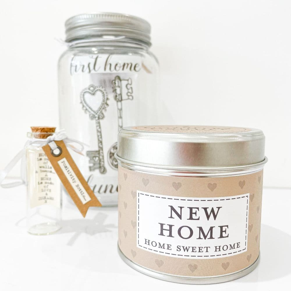 'New Home' Candle
