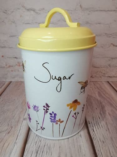 Busy Bee Sugar Canister
