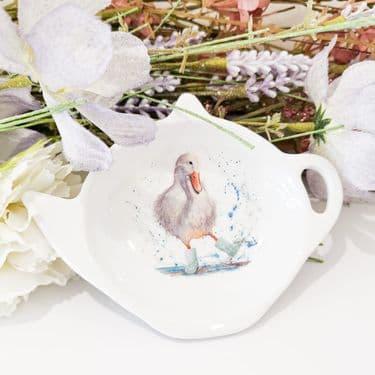 Duck Tea Bag Tidy