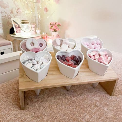 Heart Snacking Station