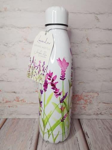 Lavender Insulated Drinks Bottle
