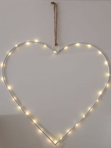 LED Light Up Heart