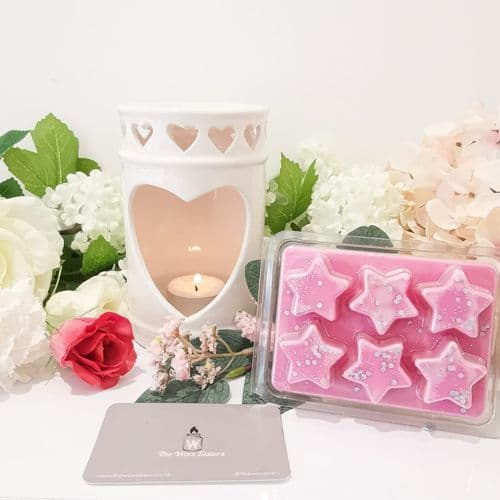 The Wax Sisters Luxury Soy Wax Melts-Florence Fantasy