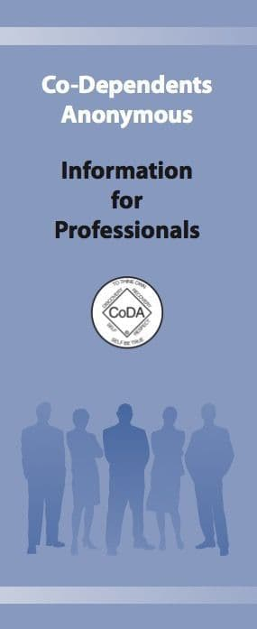 *NEW* Information for Professionals (Pamphlet - 5 pack) 4-fold