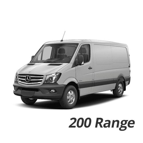 Sprinter 200 Range