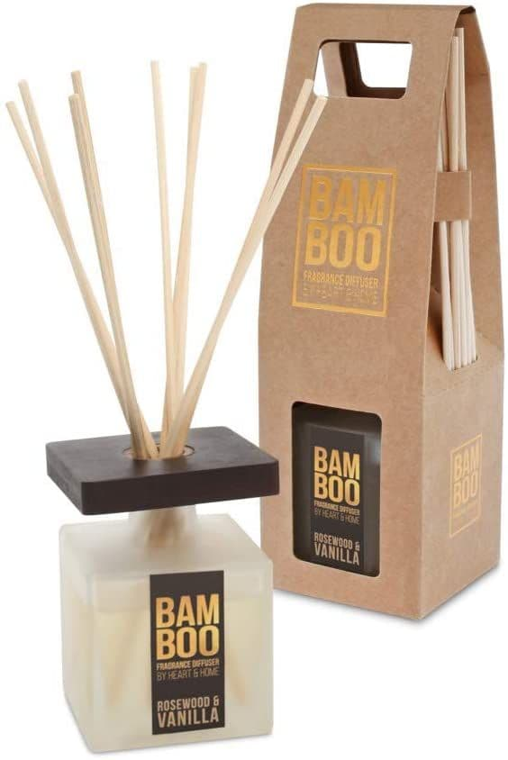 Fragrance Diffuser Rosewood and Vanilla
