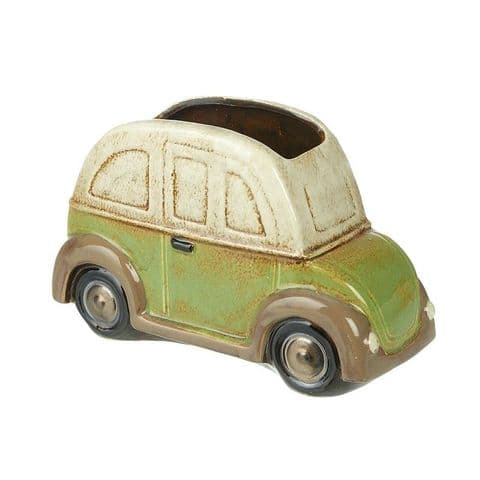 Quirky Citroen Car Ceramic Planter - Indoor or Outside