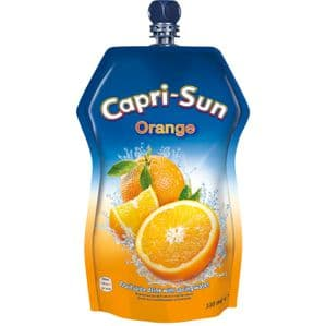 Capri Sun Orange 15 x 330ml Orange