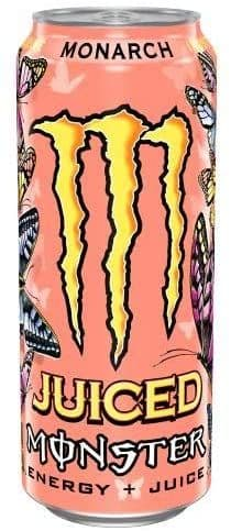 Monster Monarch £1.49 PMP 12 x 500ml