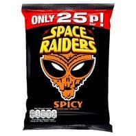 Space raiders Spicy 36 x 25p PMP