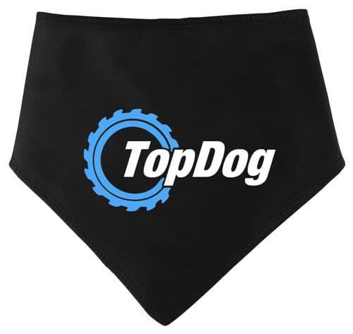 Top Gear 'Top Dog' Dog Bandana