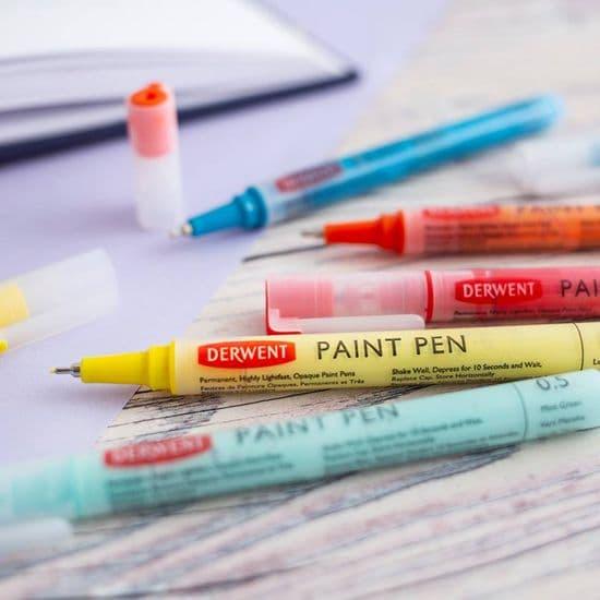 *Derwent - Paint Pens