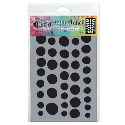 """**Dylusions - Stencil - 5x8"""" - Coins"""
