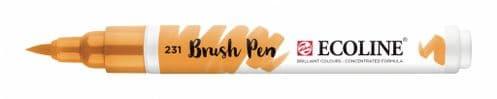 *Ecoline - Water colour Brush Pen - Gold Ochre