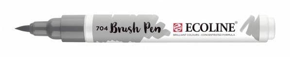 *Ecoline - Water colour Brush Pen - Grey