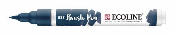 *Ecoline - Water colour Brush Pen - Indigo