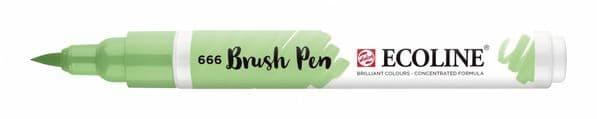 *Ecoline - Water colour Brush Pen - Pastel Green