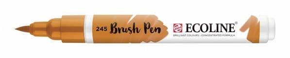 *Ecoline - Water colour Brush Pen - Saffron Yellow
