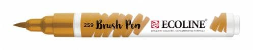 *Ecoline - Water colour Brush Pen - Sand Yellow