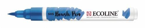 *Ecoline - Water colour Brush Pen - Ultramarine Light