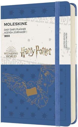 *Moleskine - Harry Potter 12 Month Daily Notebook - 2022 Pocket Size