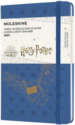 *Moleskine - Harry Potter 12 Month Weekly Notebook - 2022 Pocket Size