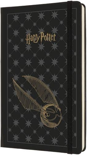 *Moleskine - Harry Potter 2022 18 Month Daily Planner Large - Black